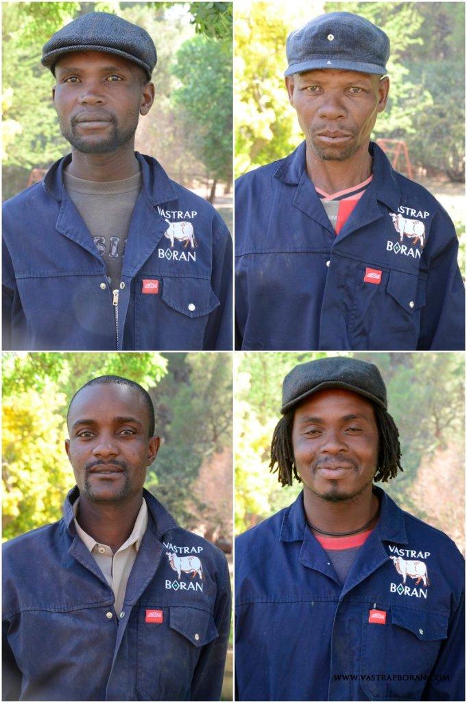 Clockwise from top left - Khopiso Daniel Motake; Molete Daniel Ntsau; Teboho Francis Mahase; Mokete Leorenti Rasoeu.