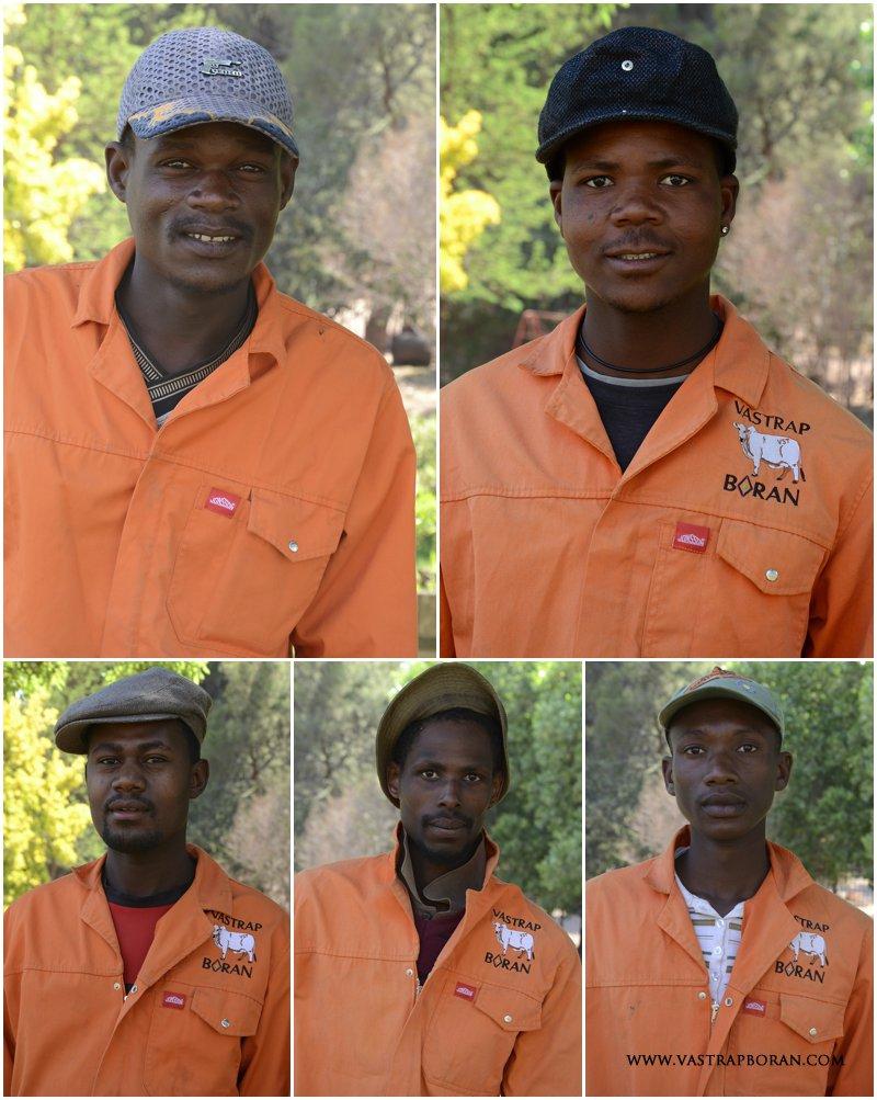 Clockwise from top left: Tshediso Isaac Jack; Mpho Jack; Tseliso Johannes Koetle; Molwantoa Petrus Khatlako; Lehlohonolo Victor Motsetse.