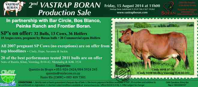 Vastrap Auction 2014_ English