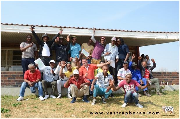 Vastrap team visit toSparta
